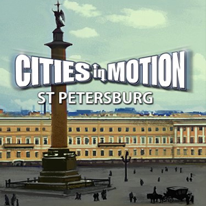 Cities in Motion St Petersburg DLC