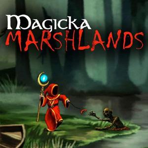 Magicka Caverns and Magicka Marshlands
