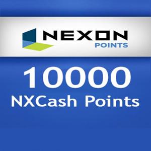 Nexon 10000 NXCash Points