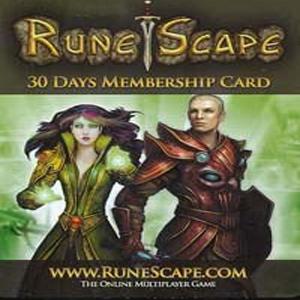 Runescape 30 Days Timecard