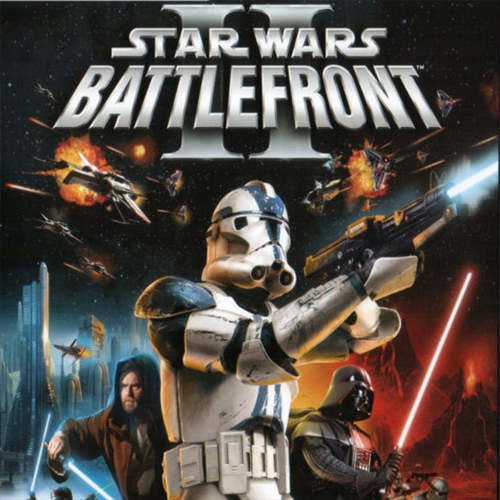 Star Wars Battlefront 2 2005 Edition