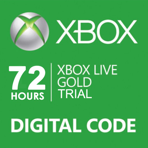 72 Heures Xbox Live Gold