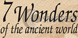 7 Wonders of the Ancient World cd key best prices