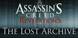 Assassins Creed Revelations The Lost Archive