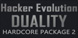 Hacker Evolution Duality Hardcore Package 2 cd key best prices