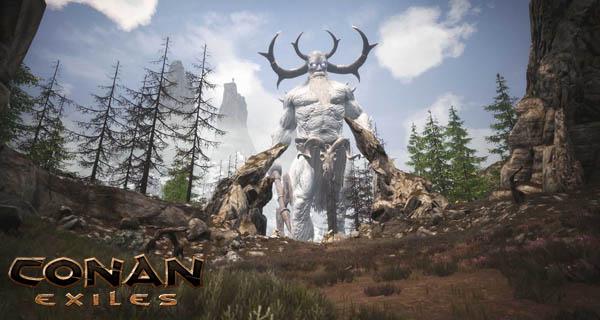 Conan Exiles Barbarian Edition Cover