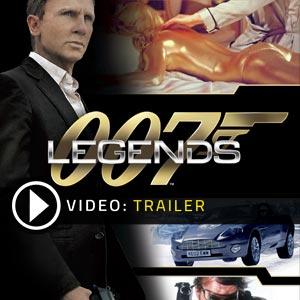 Acheter 007 Legends clé CD Comparateur Prix