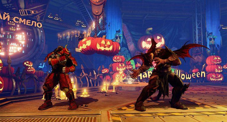 Street Fighter 5 Characters Get Halloween Costumes 3