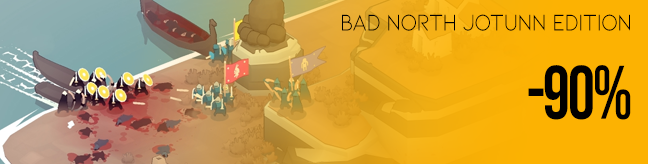 Bad North Jotunn Edition