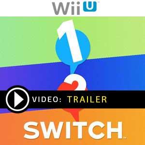 1-2 Switch Wii U en boîte ou à télécharger