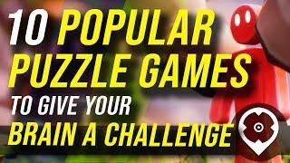 10 Jeux De Réflexion Populaires Pour Mettre Votre Cerveau A L'épreuve