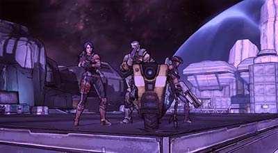 Bordelands The Pre-Sequel – Inclus pour l'achat de certains GPU Geforce GTX !