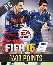 1600 FIFA 16 Jours