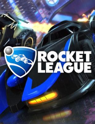 2 Batmobiles dans Rocket League