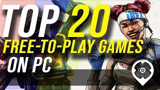 20 Free-to-Play Games on PC You Can Play Right Now