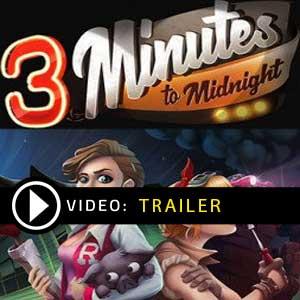 Acheter 3 Minutes to Midnight Clé CD Comparateur Prix