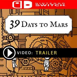 39 Days to Mars Nintendo Switch en boîte ou à télécharger