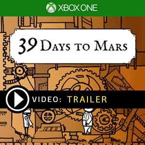 39 Days to Mars Xbox One en boîte ou à télécharger
