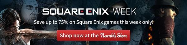 Humble Bundle – D'autres jeux Square Enix à tout petit prix