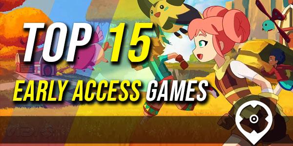 15 des meilleurs jeux en accès anticipé