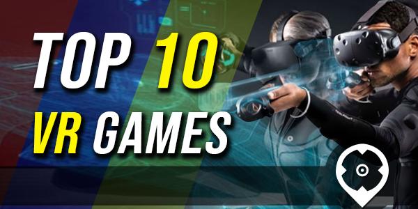 Les meilleurs jeux VR jusqu'à présent