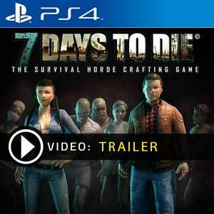 7 Days to Die PS4 en boîte ou à télécharger