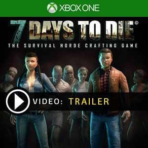 7 Days to Die Xbox One en boîte ou à télécharger