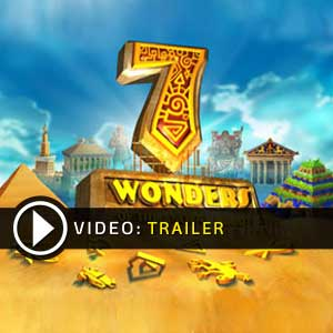 Acheter 7 Wonders of the Ancient World Clé Cd Comparateur Prix