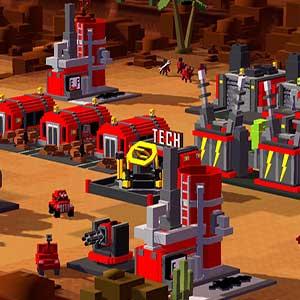 8-Bit Armies Quartier générale