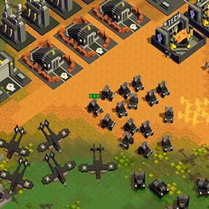 8-Bit Armies Gameplay