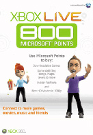 800 points microsoft