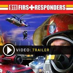 Acheter 911 First Responders Clé Cd Comparateur Prix