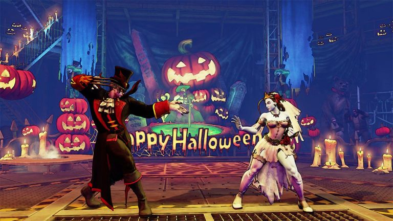Street Fighter 5 Characters Get Halloween Costumes 1
