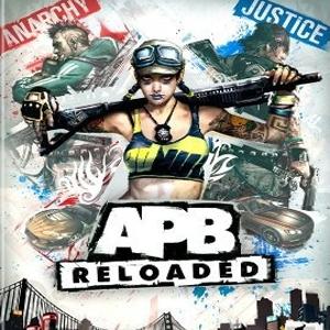 Acheter APB Reloaded Clé CD Comparateur Prix