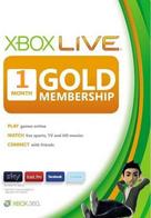 Abonnement xboxlive 1 mois