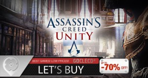 Acheter Assassin's Creed Unity cle cd