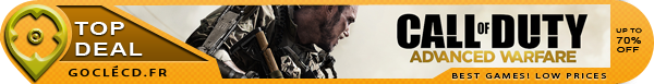 Acheter Call of Duty Advanced Warfare au meilleur prix