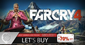 Acheter Far Cry 4 moins cher