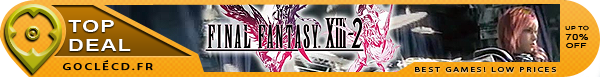 Acheter Final fantasy XIII-2 pas cher