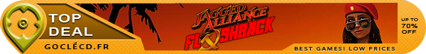 Acheter Jagged Alliance Flashback cle cd