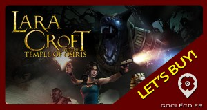 Acheter Lara Croft and the Temple of Osiris Clé CD