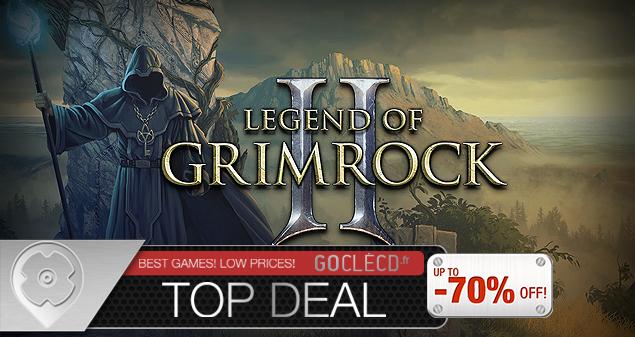 Acheter Legend of Grimrock moins cher