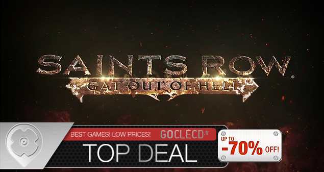 Acheter Saints Row Gat Out of Hell