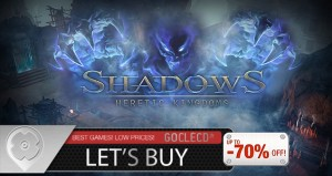 Acheter Shadows Heretic Kingdoms Clé CD