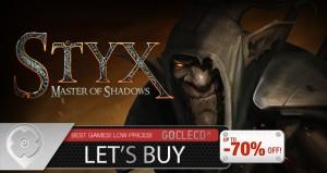 Acheter Stx Master of Shadows pas cher