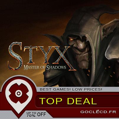 Styx master of Shadows: Assassin's Green