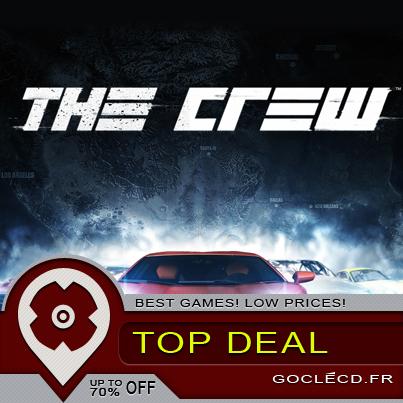 The Crew est maintenant en ligne