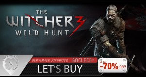 Acheter The Witcher 3 Wild Hunt cle cd