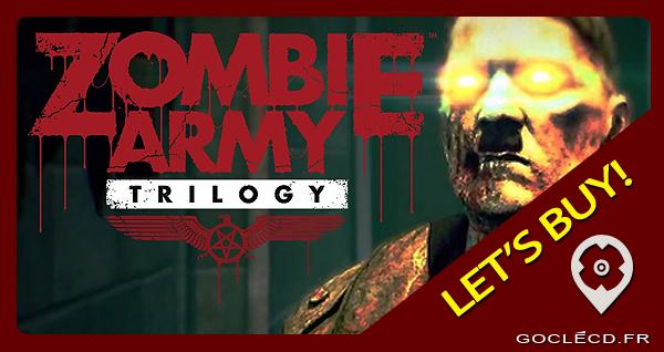 Acheter Zombie Army Trilogy