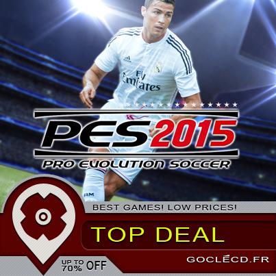 Pro Evolution Soccer 2015 : le retour de Konami